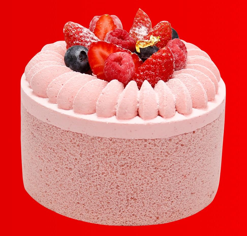 红火又一年 · 裸蛋糕
